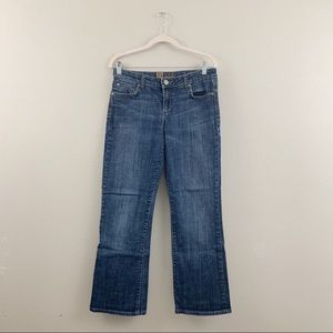 Kut from the Kloth Dark Wash Bootcut Jeans